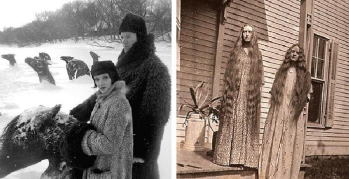 the 20 creepiest photographs ever taken warning not for