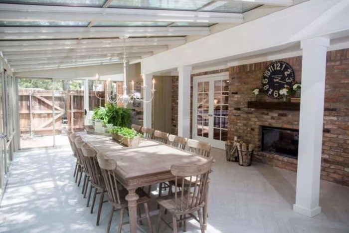 Days after leaving fixer upper they didn t expect this for Fixer upper does the furniture stay